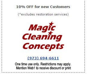 Magic Cleaning Concepts - Home and Office Cleaning Services